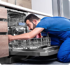 KMR Brookswood Appliance Service offers dishwasher repair and installation